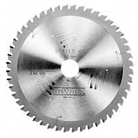Пильний диск 173 х 20 мм по металлу для аккумуляторных пил, кол-во зубьев 50, передний угол 0°, TFZ, Series DeWALT