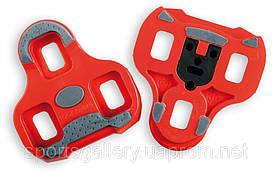 Look шипы шоссейные Keo Grip Red