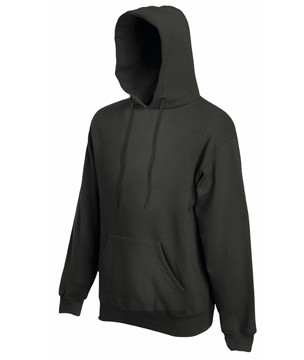 84e803003c9b4 Мужская толстовка с капюшоном темно-серая 208-ГЛ - Интернет-магазин модной  одежды
