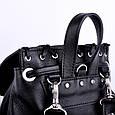 Женский рюкзак трансформер Feon из натуральной кожи, фото 5