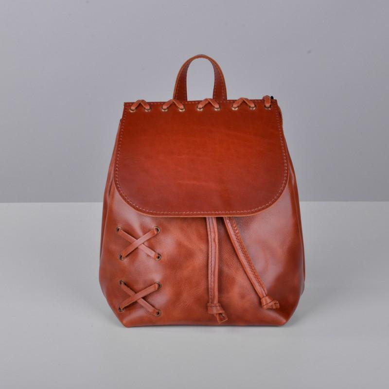 Женский рюкзак трансформер Feon из натуральной кожи