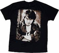Мужская футболка КИНО (ФОТО В.ЦОЯ) XL