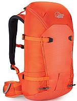 Оранжевый штурмовой рюкзак Lowe Alpine Ascent 25 Fire, LA FMP-87-FR-25, 51х28х21, нейлон, 25 л.
