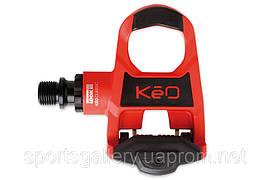 Look педали шоссейные Keo Classic Red