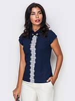 Женская шифоновая блузка №107-01