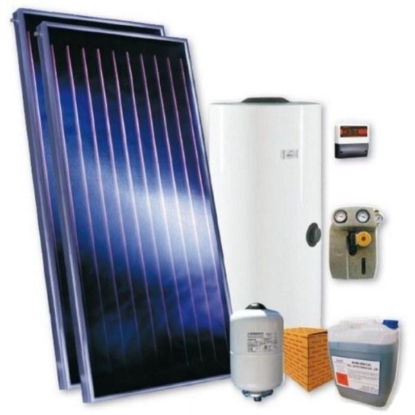 Солнечный набор Immergas Super Set Immersole 2х2,0B + 200 - Про Климат  в Киеве