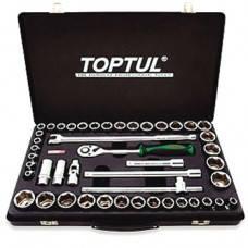 Набор инструментов Toptul GCAD4601 (46 предметов)