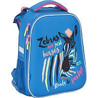 Школьный рюкзак каркасный Kite Animal Planet AP17-531M; рост 130-145 см