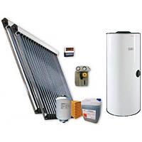 Солнечный набор Immergas Immersole Heat Pipe 2х18 + 300 Inoxstor