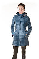 Куртка демисезонная женская Сlasna синяя