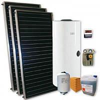 Солнечный набор Immergas Immersole Super Set Alu 3х2,0 + 300 Inoxstor