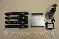 Электронный блок управления (комплект) Mercedes Sprinter (2000-2006) A0001537379 BOSCH 0281010970