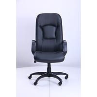 Кресло Торонто Пластик Флекс-кожа черная Лайт (AMF-ТМ)