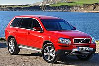 Силовые обвесы Volvo XC90 с 2003-2015 г., кенгурятники и пороги