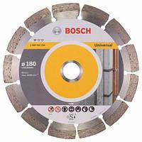 Алмазный отрезной круг 180 x 22,23 мм для обработки стройматериалов Standard for Universal BOSCH