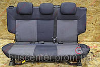Салон комплект ORIGINAL (сидушка, обшывка, детали салона) Fiat Fiorino-qubo (2007-……)