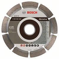 Алмазный отрезной круг 125 x 22,23 мм для обработки абразивных материалов Standard for Abrasive BOSCH