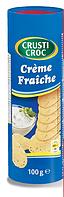 Чипсы Crusti Croc со сметаной и зеленью Германия 100г