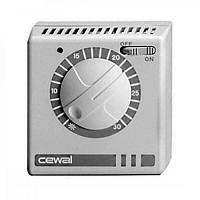 Электромеханический комнатный термостат Cewal RQ01