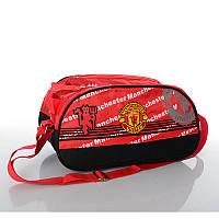 Сумка MK 0634 спортивная Manchester United Football Club 32-16-17 см