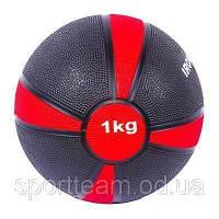Мяч медицинский медюол 1 кг 19 см Ironmaster
