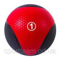 Мяч медицинский медюол 1 кг 22 см Ironmaster