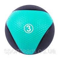 Мяч медицинский медюол 3 кг 22 см Ironmaster