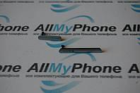 Боковая заглушка для мобильного телефона Sony D6603 Xperia Z3 / D6643 Xperia Z3 / D6653 Xperia Z3 Silver