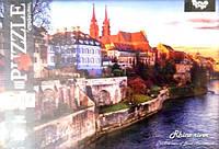 Пазл Rhine river 500