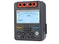 Мегаомметр UNI-T UT511, цифровой, 1 000 000 МОм, 1000 В