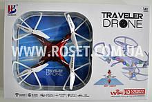 Квадрокоптер - Navigator Traveler Drone 2.4 G with Wi-Fi Camera