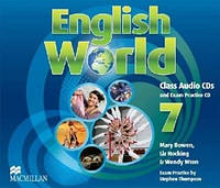 Аудио диск English World 7 Class Audio CD