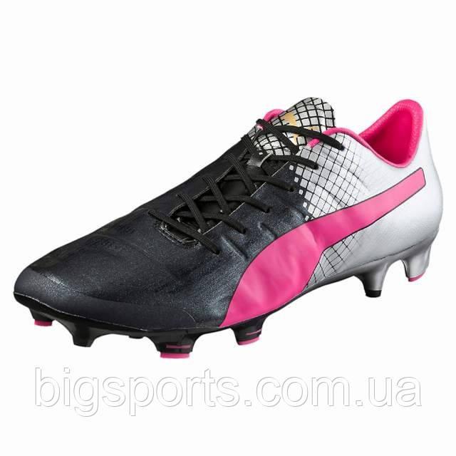 Бутсы футбольные Puma evoPOWER 1.3 C.P. FG (арт. 103775-01)