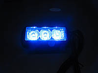 Стробоскопы светодиодные LED 03В 12-24В. Фара вспышка  , фото 1