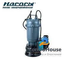 Дренажно-фекальный насос Насосы+ WQD 10-8-0,55F (уп.2)
