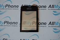 Сенсорный экран  Nokia 202 / 203 черного цвета
