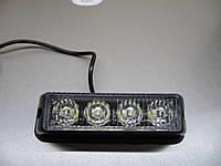 Стробоскоп светодиодный, фара вспышка LED 04В 12-24В