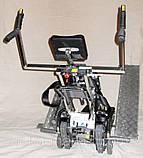 Ступенькоход TGR JOLLY Гусеничный Лестничный подъемник Treppenraupe 150kg, фото 4