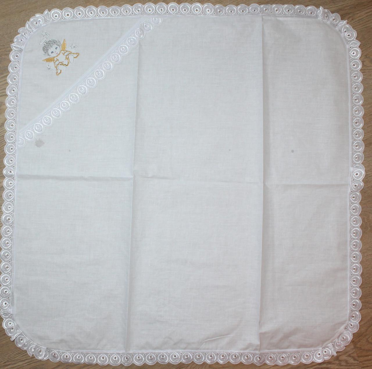 Крыжма для крещения с вышивкой 571