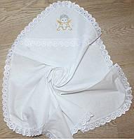 Крыжма для крещения с вышивкой (Лето).