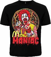 Мужская футболка  МакМаньяк S
