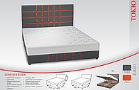 Кровать Токио 160*200 с матрасом и подъемным механизмом (МКС)