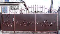 Кованные ворота 11630