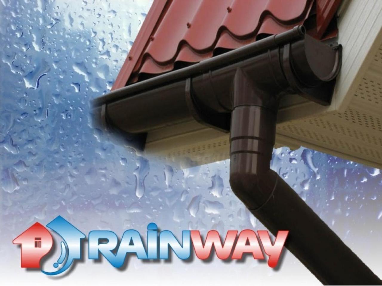 Rain Way 90/75 желоб водосточная система