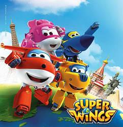 Супер Крылья Super Wings
