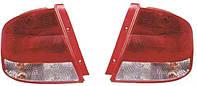Фонарь задний для Chevrolet Aveo седан 04-06 левый (FPS)