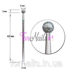 Насадка алмазная 061 , шарик