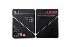 Стикер для батареи TB48