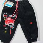 Утепленные штанишки на 0-6 месяцев