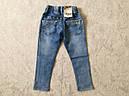 Джинсовые брюки для девочек SEAGULL 98-128 р.р., фото 4